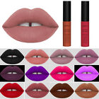 QIBEST Waterproof Matte Long Lasting Liquid Lipstick Makeup Lip Glosses 34 Color