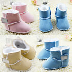 baby boots boys girls Snow winter Soft bottom Shoes Suit for 0-6-12-18 Months