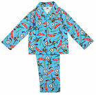 Boys Disney Planes Dusty Wincyette Button Up Cotton Pyjamas 4 to 8 Years