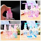 Travel makeup Perfume Atomizer Empty Spray Bottle Cream Lip Balm Container Box