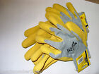 2 PAIR LATEX COATED SIZE EXTRA LARGE WORK GLOVE HUNT FISH GARDEN SHOPS CAMPING