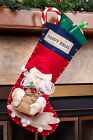 High End Fancy Family Christmas Stockings For Kids