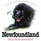 Newfoundland Funny T Shirt 7 X Large to 14 X Large Pick Your Size