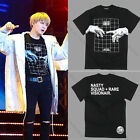 KPOP BTS Suga T-shirt Bangtan Boys Merchandise Tshirt Unisex Cotton Short Sleeve