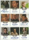 2014 Leaf Vampire Academy Blood Sisters Autograph Card - YOU PICK!