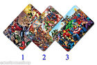 DC Marvel Super Hero Mouse Mice Pad Mat Computer PC Laptop Gamer Gaming