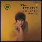PATSY CLINE: The Patsy Cline Story LP (2 LPs, reissue, corner bends, small toc)
