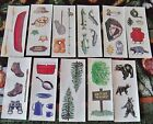 Creative Memories Studio Sticker Strip~You Choose One~Fishing & Camping