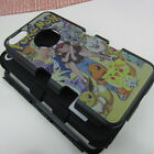 pokemon iphone 5s - Pokemon Monsters Hybrid Rugged Impact Armor Case for iPhone 5s/SE/6/6s/7/Plus