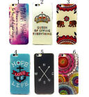 Cartoon Animals imperial crown Silicone TPU Case Cover Skin For iphone 6 4.7