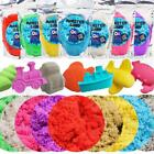 Magic Motion Moving Crazy Play Sand Colour Variety Building Sand Formula Kinetic <br/> Newly Listed -  Same Day Dispatch -