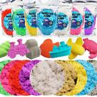 Magic Motion Moving Crazy Play Sand Colour Variety Building Kinetic Sand Formula <br/> Free Sand Moulds - 60 Day Returns - Same Day Dispatch
