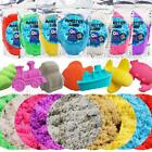 Magic Motion Moving Crazy Play Sand Colour Variety Building Kinetic Sand Formula