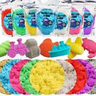 Magic Motion Moving Crazy Play Sand Colour Variety Building Sand Formula Kinetic