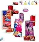 Schlafsack Disney Kinderschlafsack Cars Princess Minnie Mouse Decke Camping