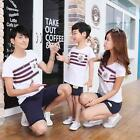 holidays Women Men Kids child COUPLE casual summer family T shirt Tops Tees TN47