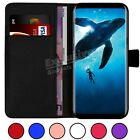 New Flip Wallet Leather Case Cover For Samsung Galaxy Phone