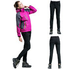 2017 Mens Womens Soft Shell Combat Trousers Outdoor Hiking Camping Sports Pants