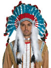 Indian Headdress Indian Warrior Headdress Native American War Bonnet SALE 36150