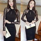 Night Club Low Cut Halter Keyhole Women Evening Ball Cocktail Party Bodycon Dess