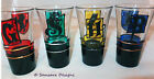 Hogwarts House Shot Glass Harry Potter Gryffindor Ravenclaw Hufflepuff Slytherin