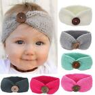 Baby Knit  Bowknot Hairband Headband Hair Band Phtography Props Hair Accessories