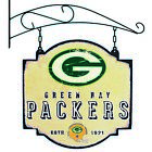 Green Bay Packers Official NFL Tavern Signs by Winning Streak 112070