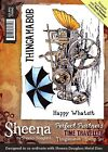 Sheena Douglass - PERFECT PARTNERS - TIME TRAVELLER COLLECTION - Stamps, Dies