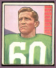 1950 Bowman Football #132 Chuck Bednarik VG 96988