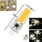 1/5/10x COB 2508 LEDs G4 7W 480lm Led Light Dimmable bulb 110/220V White/Warm