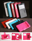 Ultrathin light UNIVERSAL LEATHER CASE COVER WITH STAND FOR Allview Prestigio