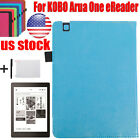Magnetic PU Leather Smart Case Protective Cover Shell For KOBO Arua One eReader