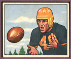 1950 Bowman Football #90 Jerry Shipkey VG-EX 67227
