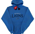 Detroit Lions NFL Touchdown Pullover Hoodie Honolulu Blue Size Large NWT on eBay