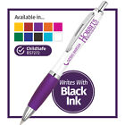 100/200/300/500/1000 Contour Extra Promotional Printed Pens - ChildSafe BS7272