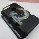 Washington Redskins #G Rugged Impact Armor Case for iPhone 5s/SE/6/6s/7/Plus