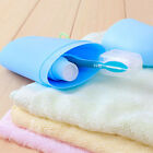 Portable Travel Camping Toothbrush Toothpaste Holder Cover Protect Case Box Cup