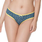 Curvy Kate Lingerie Daily Dream Cheeky Shorts/Knickers Blueberry Mix 4503 NEW