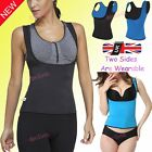 Neoprene Women Body Shaper Slimming Waist Slim Belt Yoga Vest Underbust UK STOCK