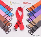 wholesale Super fiber Watch band watch strap watch BlackBuckle 10color 10pcs/lot