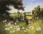 Mary Dipnall ON THE FOOTPATH giclee print VARIOUS SIZES new SEE OUR STORE