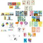 IKEA KORT - Art Cards Prints Pack of 5 Pieces Assorted Models 5 x 7 ""