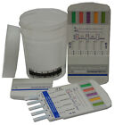Drug Urine Test 7 Panel (Cocaine,Cannabis,Heroin,Speed,Ecstasy,Benzos,MTD)+Cup