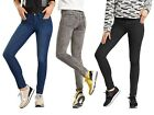 Damen STRETCHTJEANS Röhrenjeans Jeans Hose Stretch slim fit 5-Pocket-Style