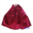 Girls Anna Princess Light Pink Fur Two Layered Raspberry Cape Deluxe Costume 2-8