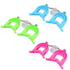rubber glove holder - Kitchen Plastic Sponges Garbage Bags Glove Holder Suction Cup Double Clip Rack