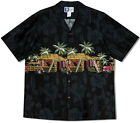 Tiki Surf Shop Men's vintage RJC aloha Shirt made in Hawaii