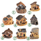 Mini Fairy Garden Miniature House Craft DIY Micro Landscape Ornament Decor Gifts