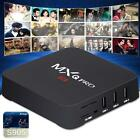 MXQ PRO S905 Smart TV BOX Android5.1 XBMC Quad Core 4K Media Player WiFi BS
