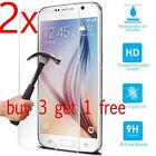2pcs 9H Tempered Glass Film Screen Protector Guard for Samsung GALAXY Phones